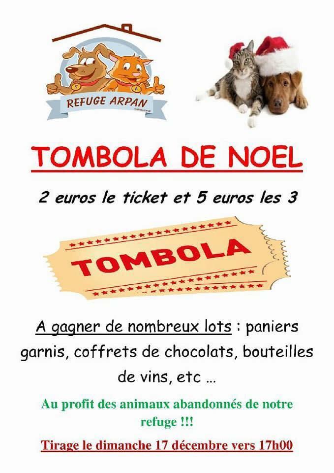 LA TOMBOLA DE NOEL
