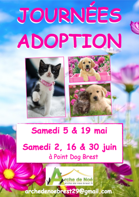 NOS JOURNEES D'ADOPTION
