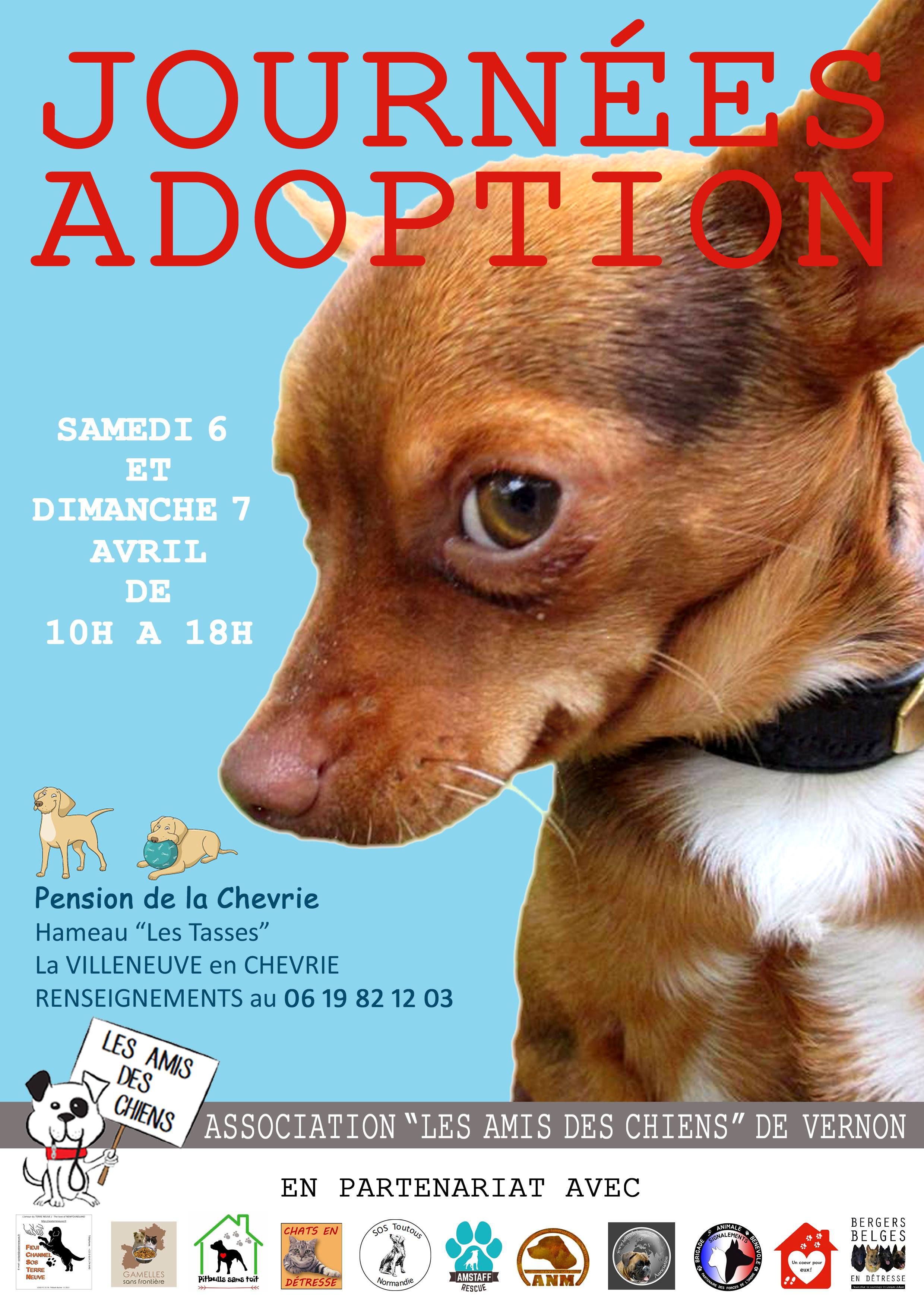 Weekend d'adoption
