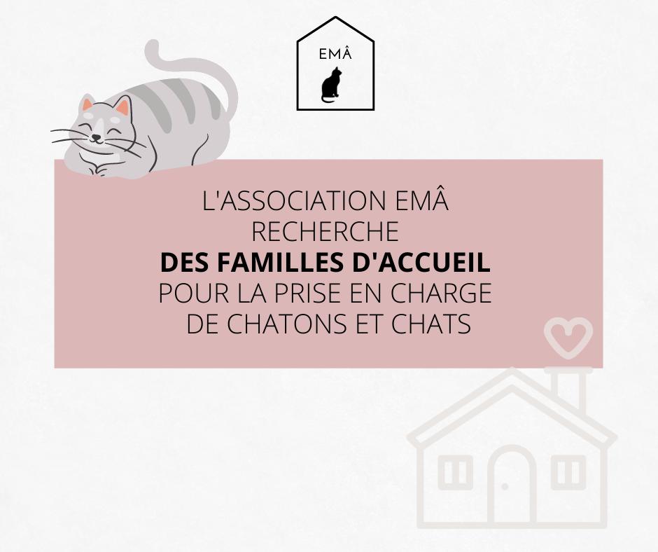 EMÂ recherche des Famille d'Accueil